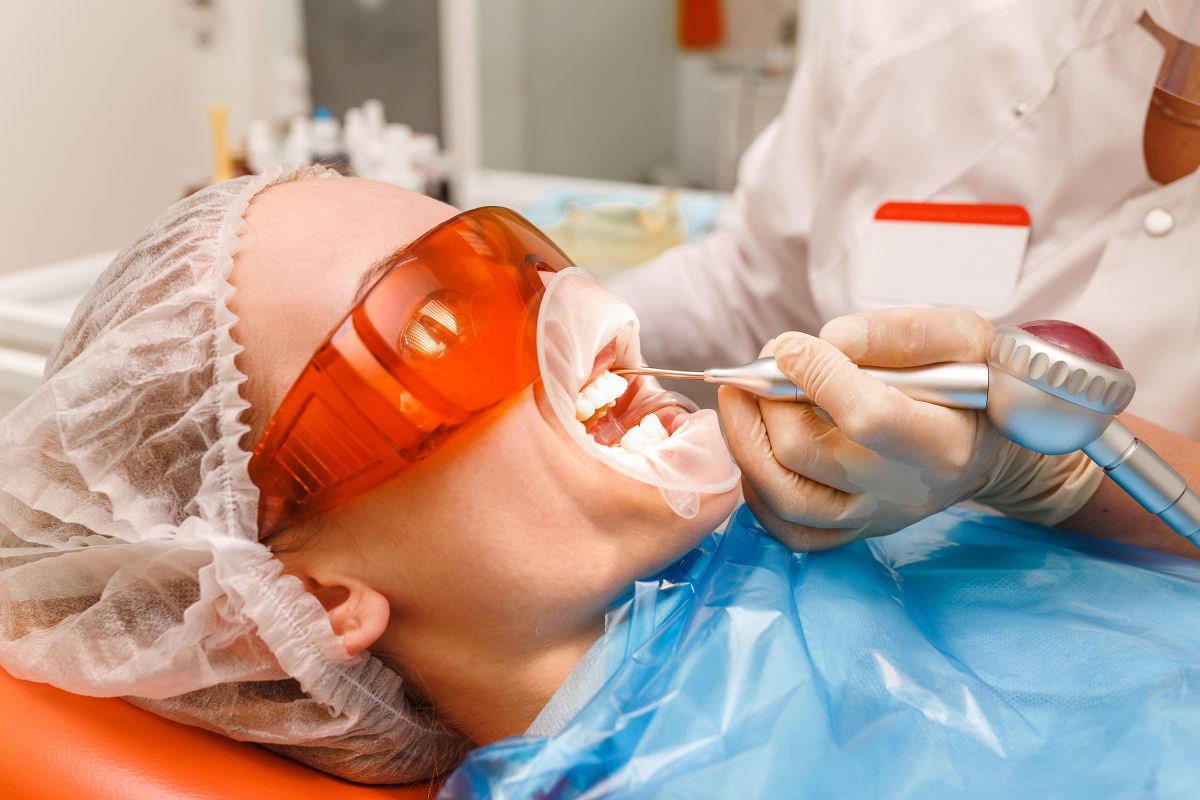 Laser-Zahnheilkunde