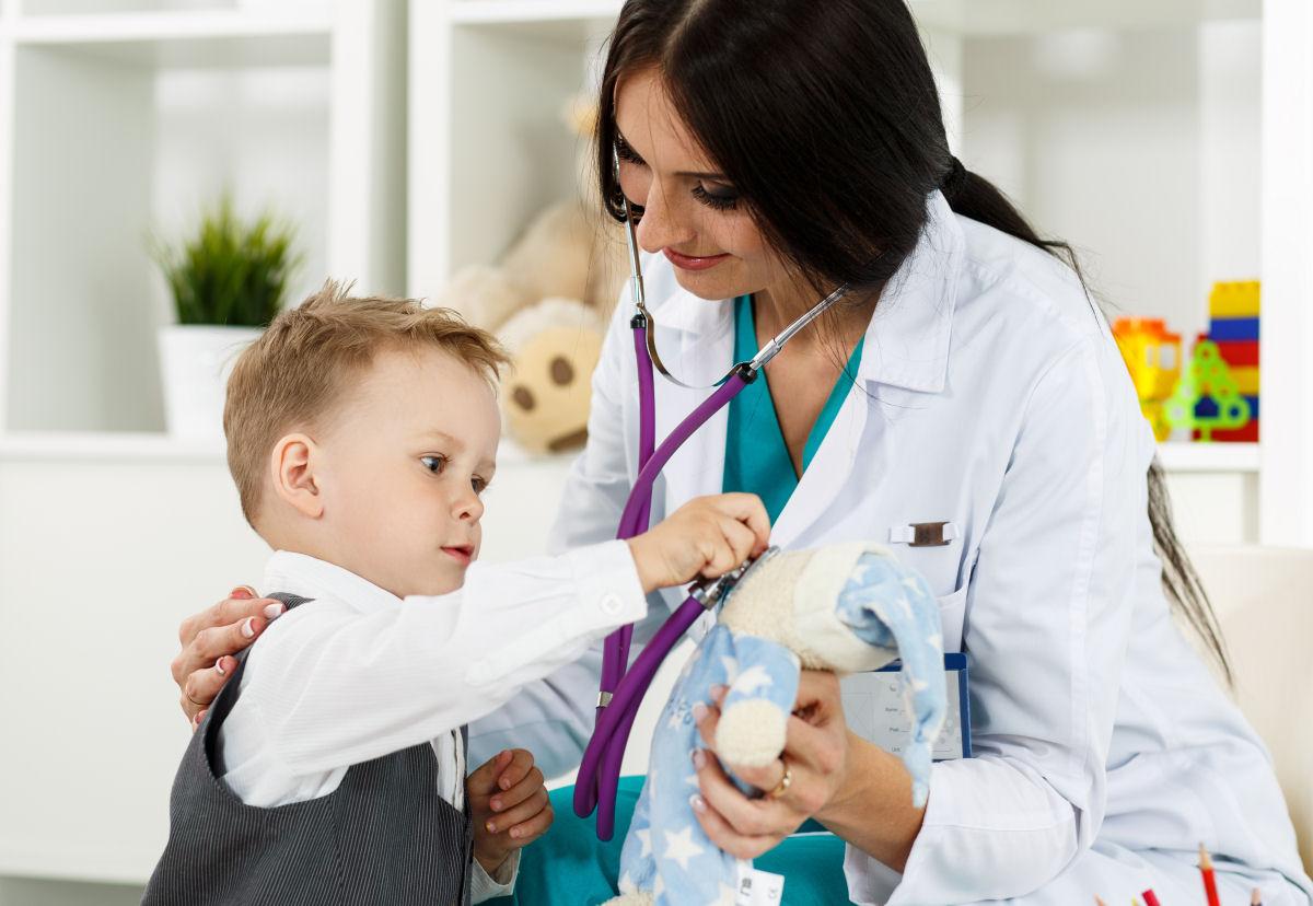 Pädiatrie oder Kinderheilkunde